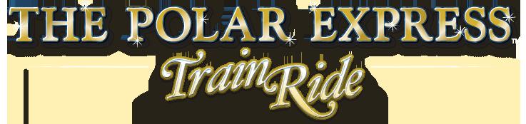 the polar express train ride branding